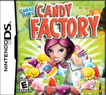 Candy Factory Nintendo DS Case
