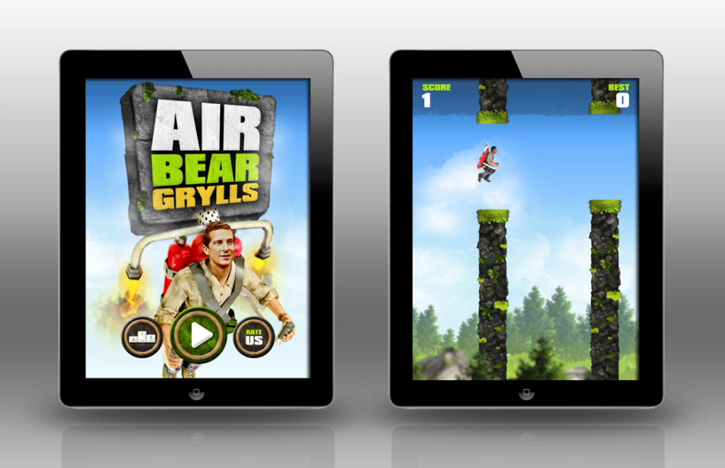 Air Bear Grylls Screenshot