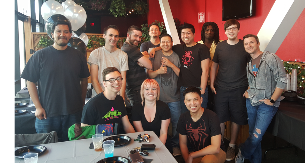 F84 Ultrazone Laser Tag Party